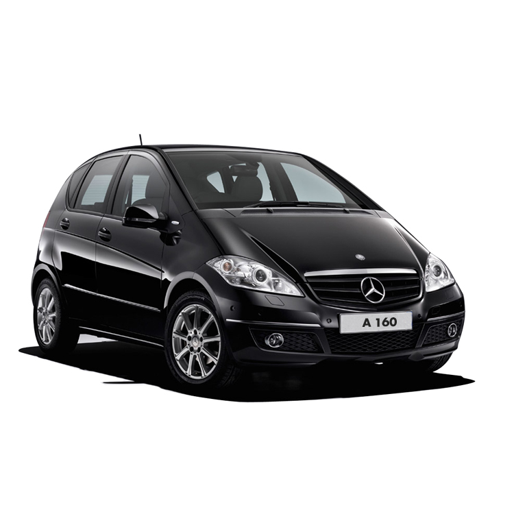 mercedes a 160 auto k k car rental. Black Bedroom Furniture Sets. Home Design Ideas