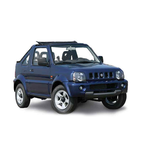 suzuki jimny cabrio 4x4 k k car rental. Black Bedroom Furniture Sets. Home Design Ideas